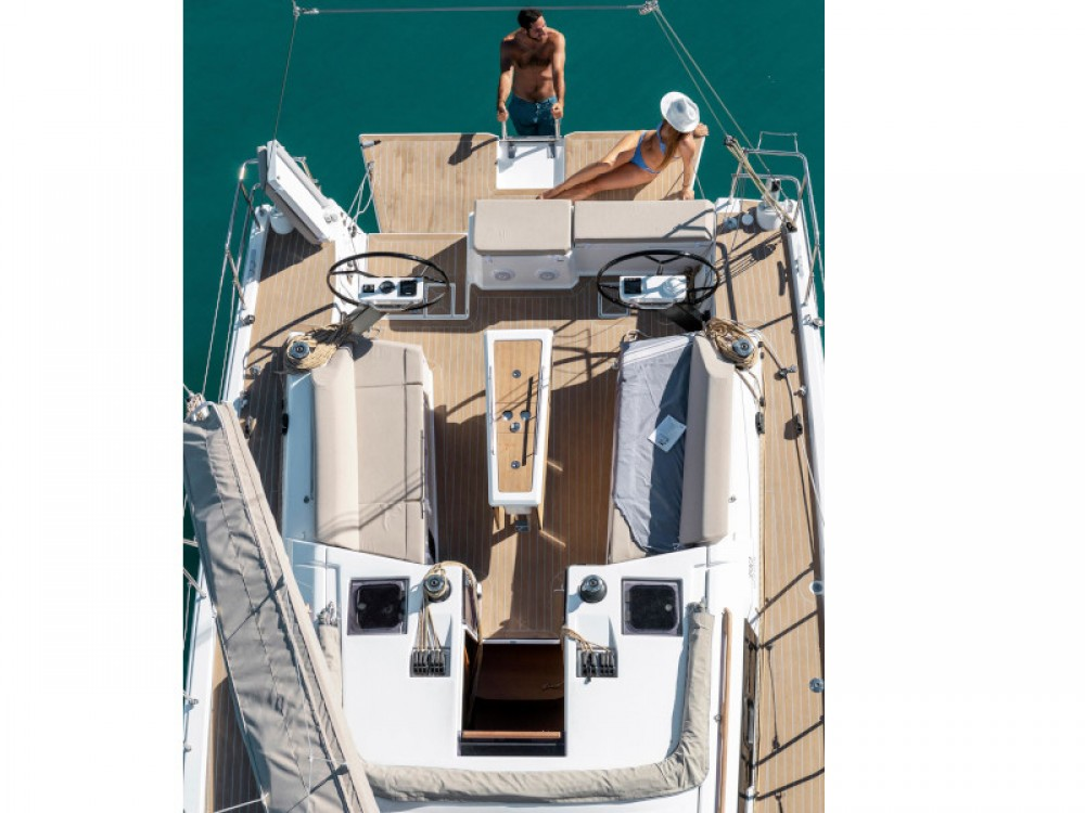 Hire Sailboat with or without skipper Dufour Capo d'Orlando Marina