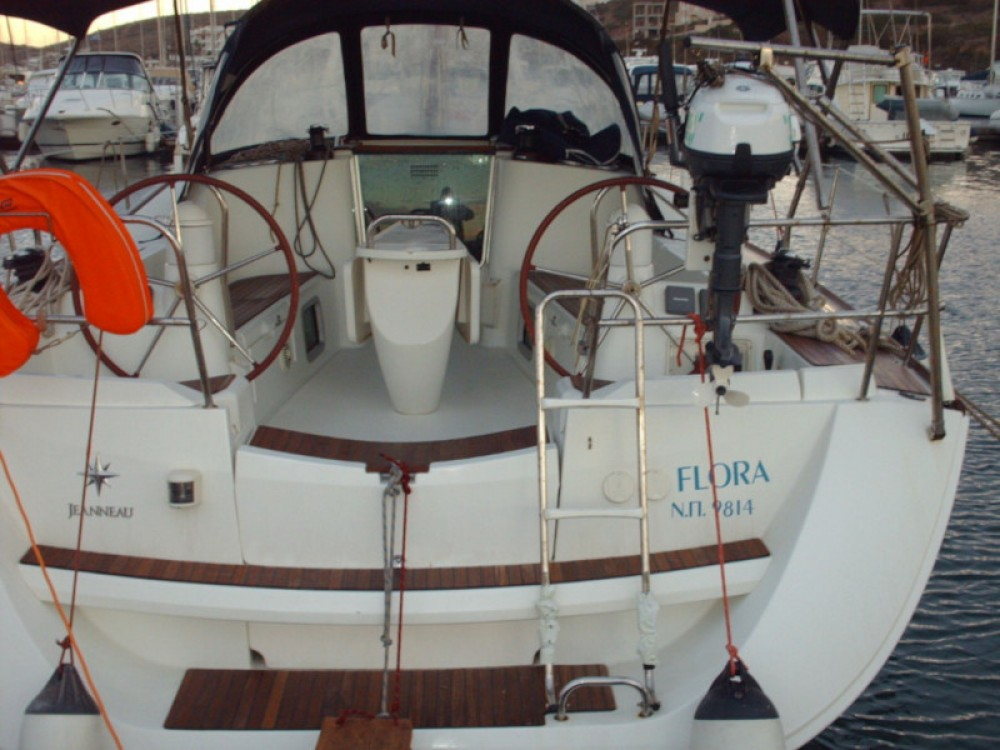 Rental yacht  - Jeanneau Sun Odyssey 42 i on SamBoat