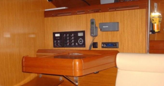 Rental Sailboat in Lávrio - Jeanneau Sun Odyssey 42i