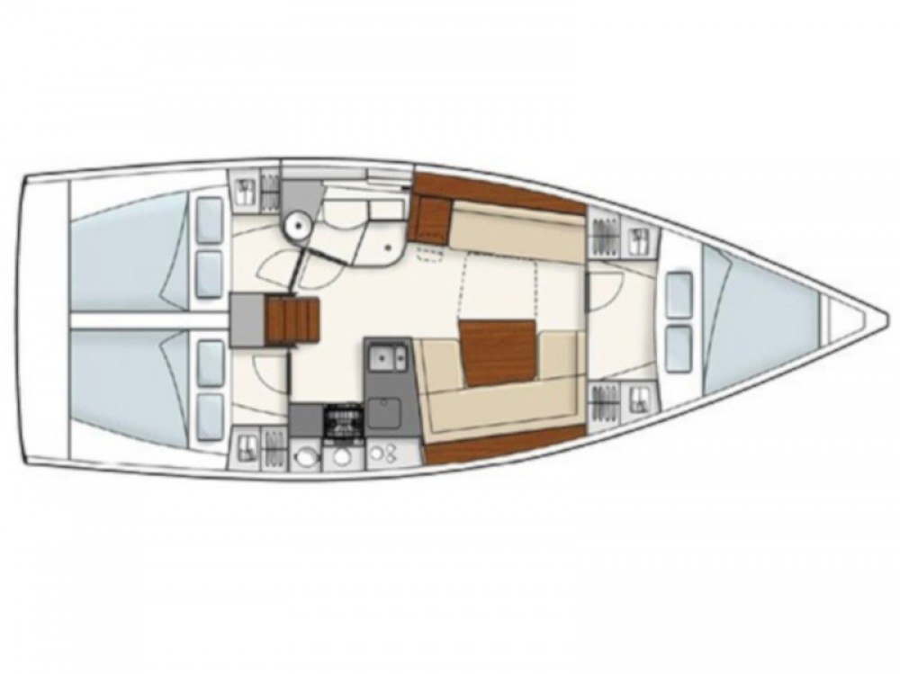 Hanse Hanse 385 between personal and professional Laurium