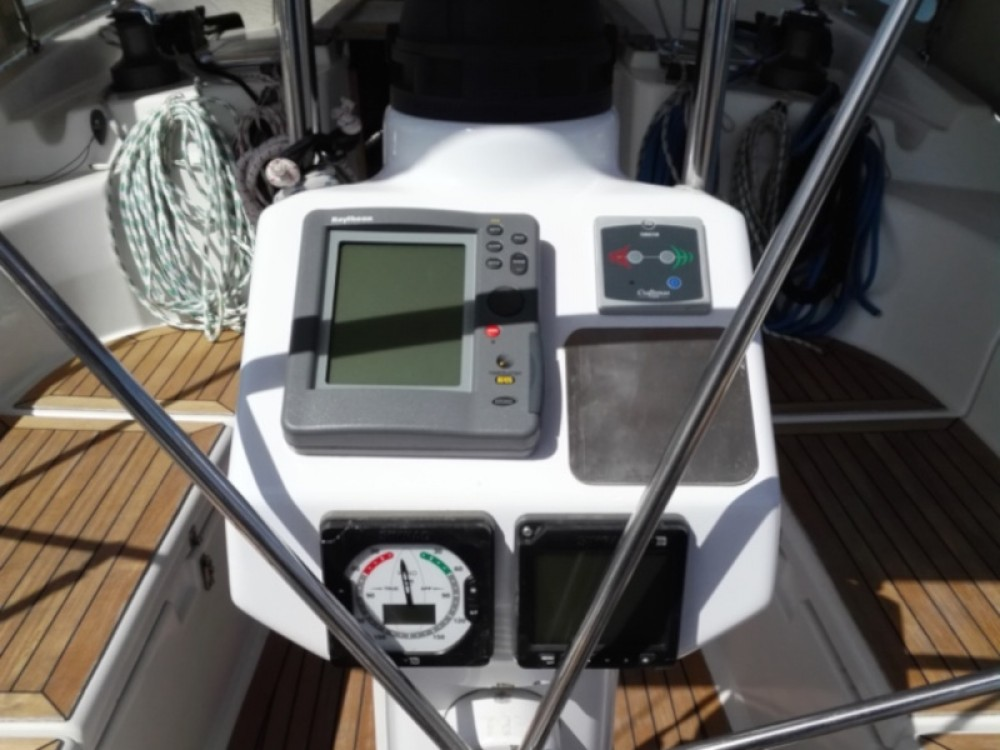 Hire Sailboat with or without skipper Hanse Olympic Marina