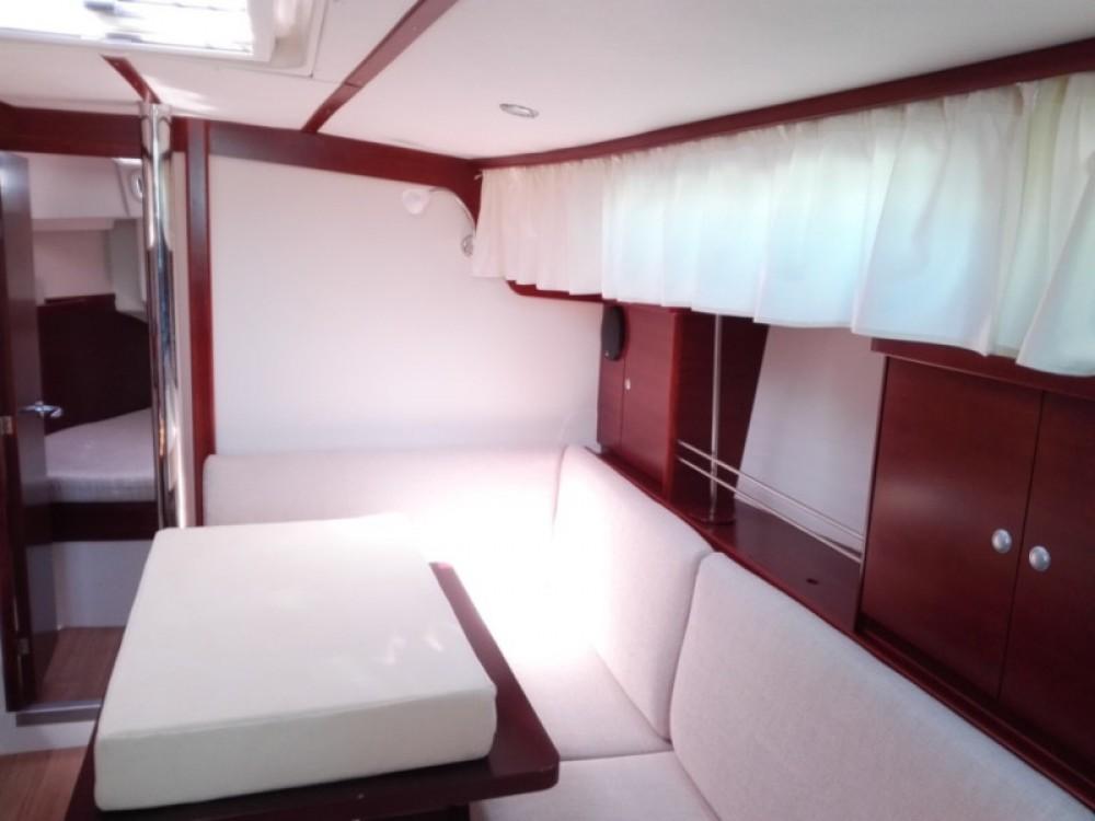 Boat rental Olympic Marina cheap Hanse 370