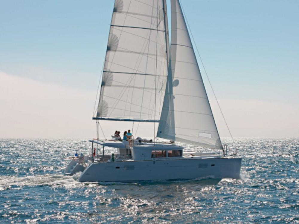 Boat rental Laurium cheap Lagoon 450F