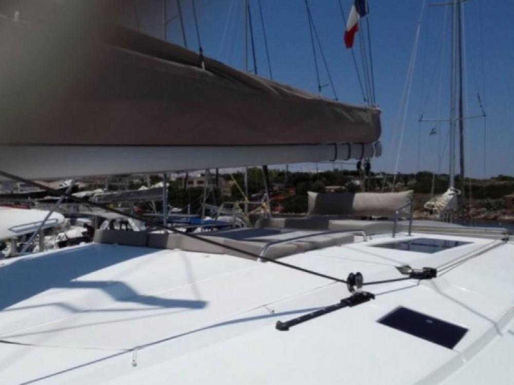Rental yacht Lefkada - Fountaine Pajot Helia 44 on SamBoat
