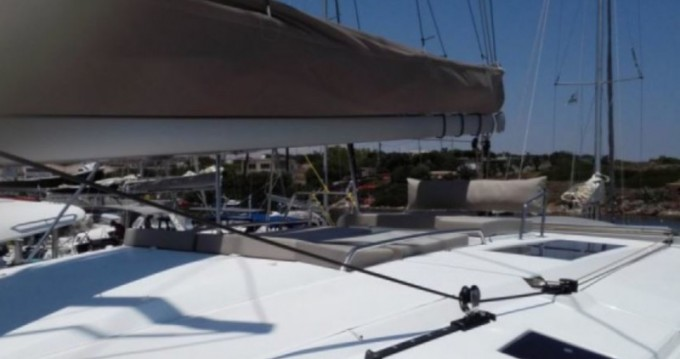 Boat rental Fountaine Pajot Helia 44 in Municipal Unit of Lefkada on Samboat