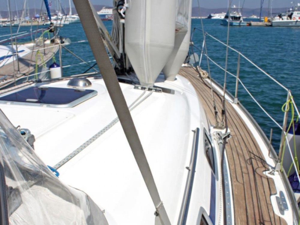 Hire Sailboat with or without skipper Bavaria Olympic Marina