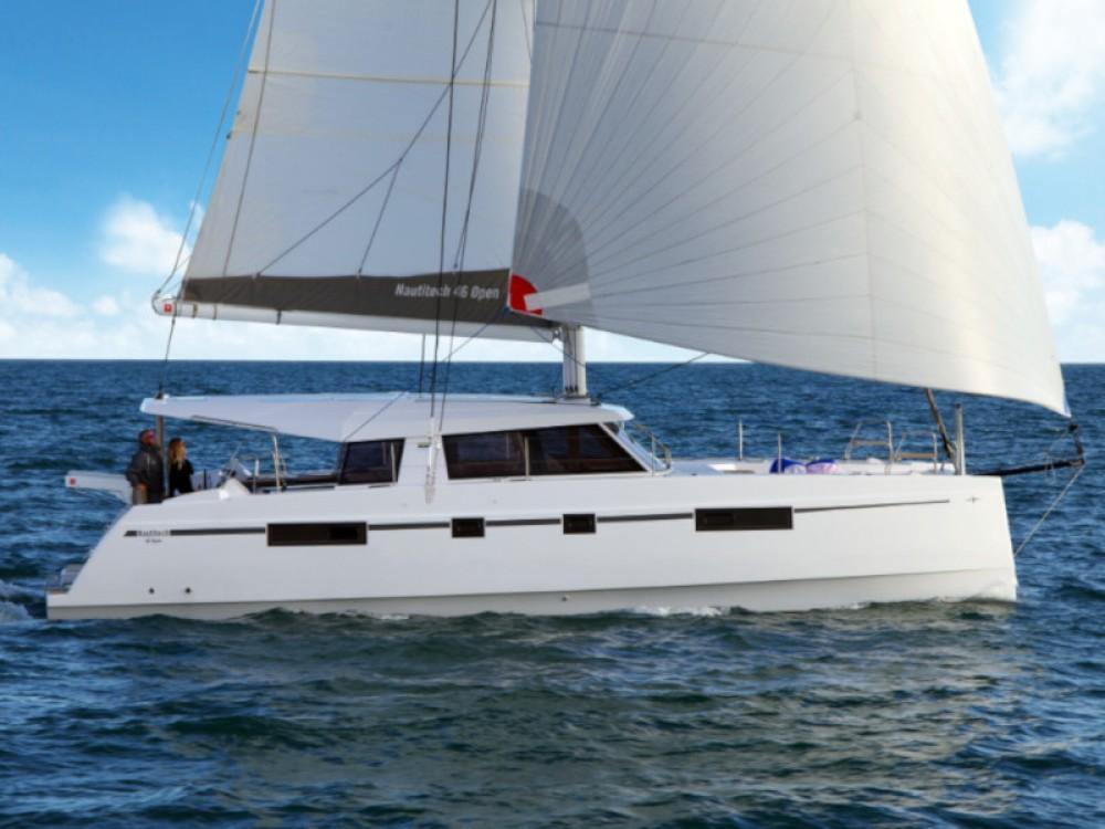 Rental Catamaran in Lávrio - Nautitech Nautitech 46