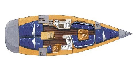Rental yacht Vigo - Elan Elan Performance 37 on SamBoat