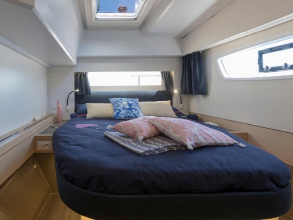 Rental Catamaran in Laurium - Fountaine Pajot Astrea 42