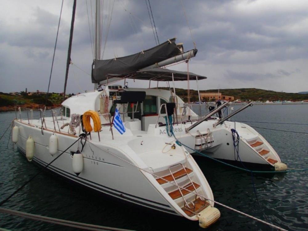 Rental Catamaran in  - Lagoon Lagoon 380