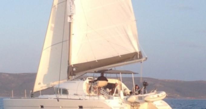 Rental yacht Lávrio - Lagoon Lagoon 380 on SamBoat