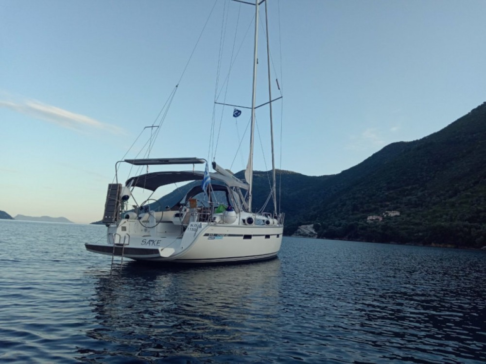 Boat rental Bavaria Bavaria Cruiser 41 in Lefkada on Samboat