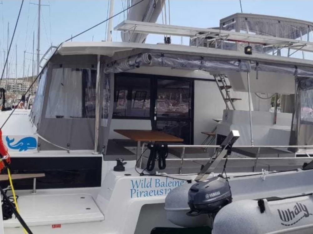 Boat rental Fountaine Pajot Astrea 42 in Olympic Marina on Samboat