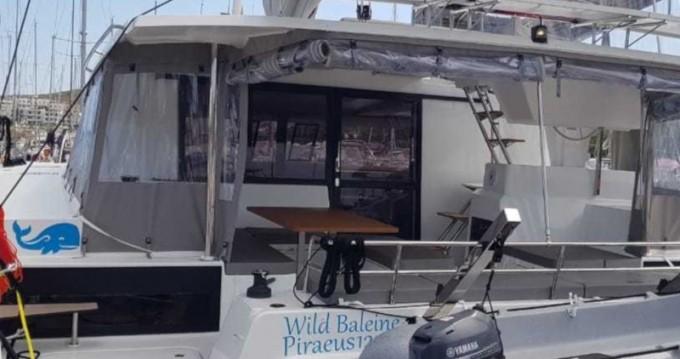 Boat rental Lávrio cheap Astrea 42