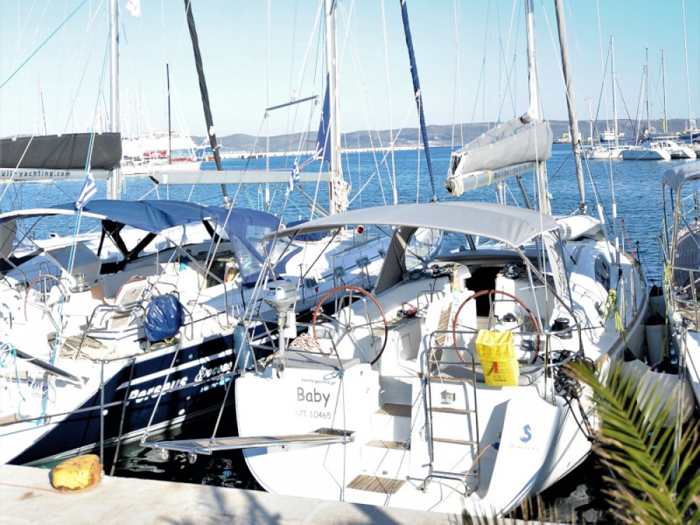 Sailboat for rent Olympic Marina at the best price