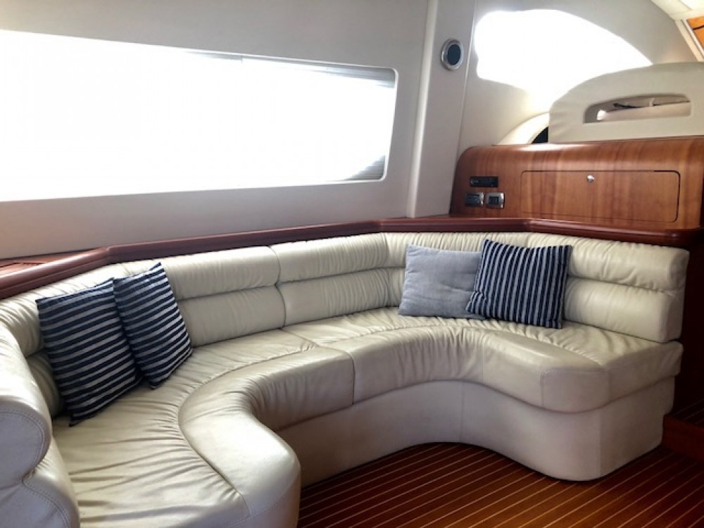 Rental yacht  - Raffaelli Maestrale 52  on SamBoat
