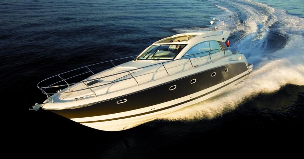 Boat rental Alzachèna/Arzachena cheap Prestige 42