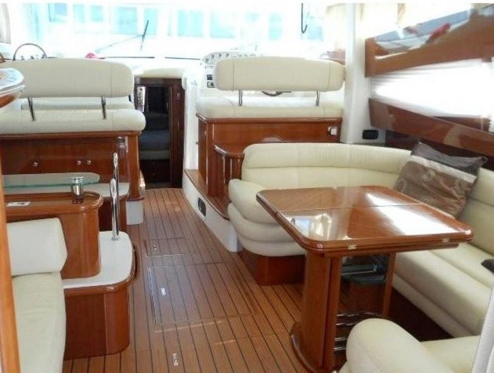 Boat rental Alzachèna/Arzachena cheap Prestige 46 Fly-a