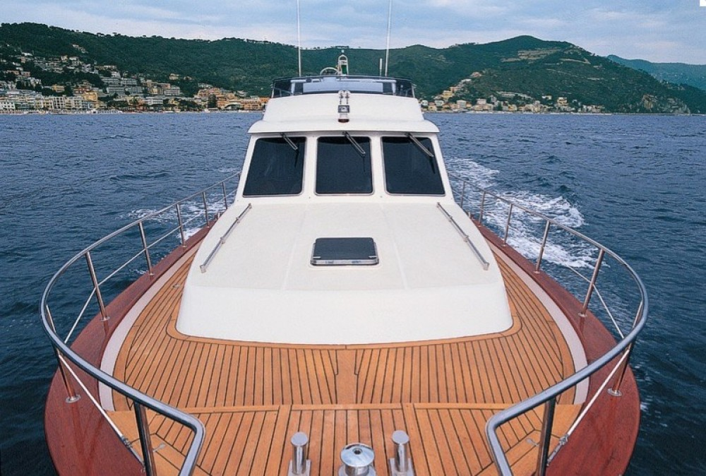 Hire Motorboat with or without skipper  Cagliari