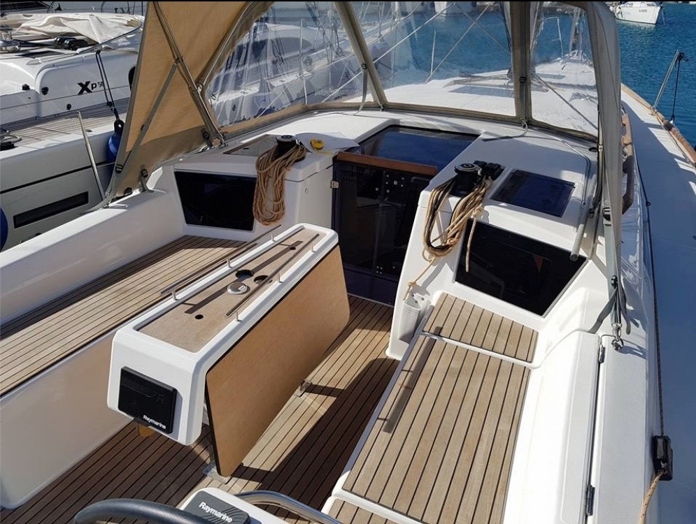 Dufour Dufour 360 Grand Large between personal and professional Cagliari