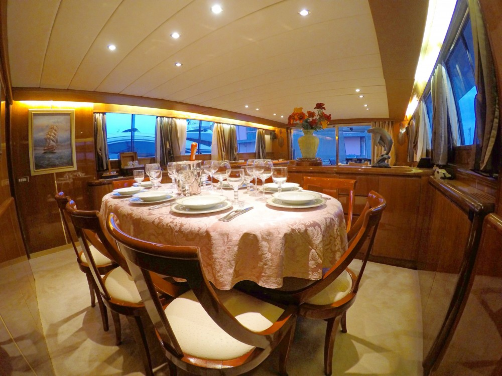 Hire Yacht with or without skipper  Olbia