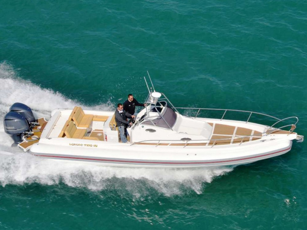Hire Motorboat with or without skipper  Alzachèna/Arzachena