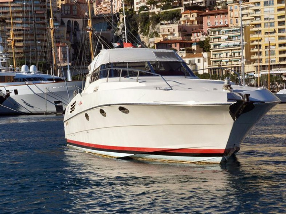 Rental yacht Olbia -  Riva 50 on SamBoat