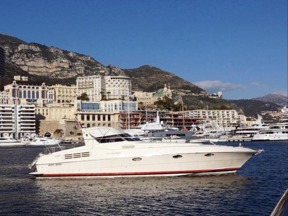 Rental Motorboat in Olbia -  Riva 50