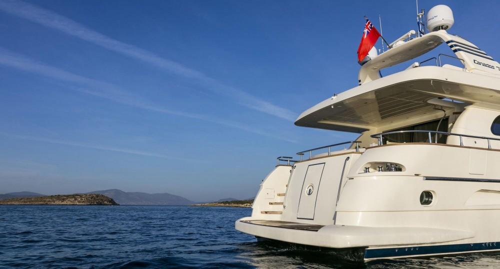 Rental yacht Cannigione - Canados Canados 72 on SamBoat