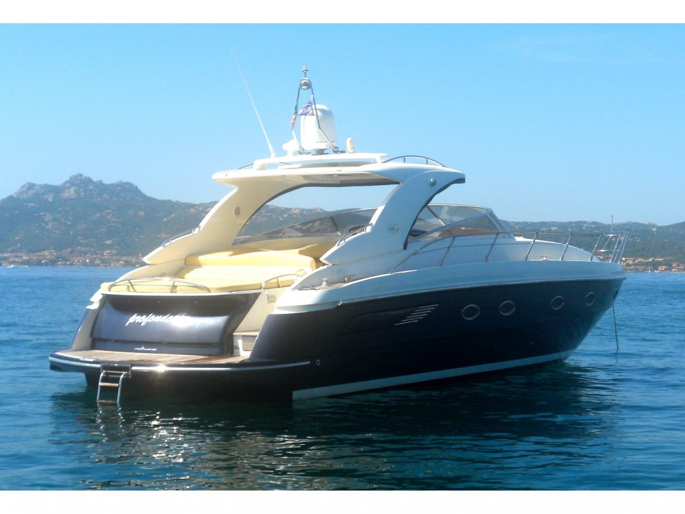 Rental Motorboat in  - Blu Blu Martin 46 ST