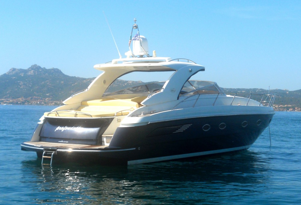 Rental yacht  - Blu Blu Martin 46 ST on SamBoat