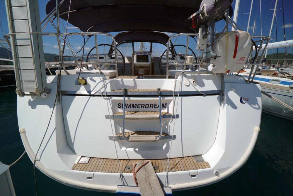 Rental Sailboat in Marmaris - Jeanneau Jeanneau 57