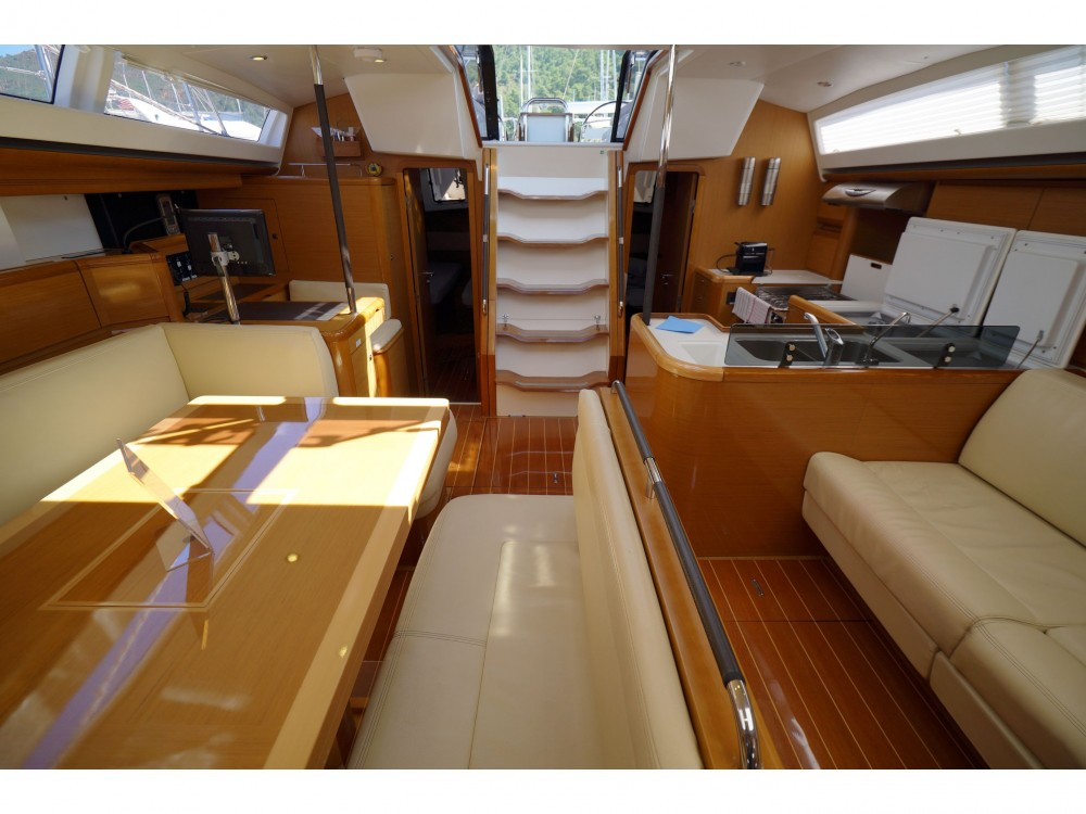 Rental Sailboat in Marmaris - Jeanneau Jeanneau 57