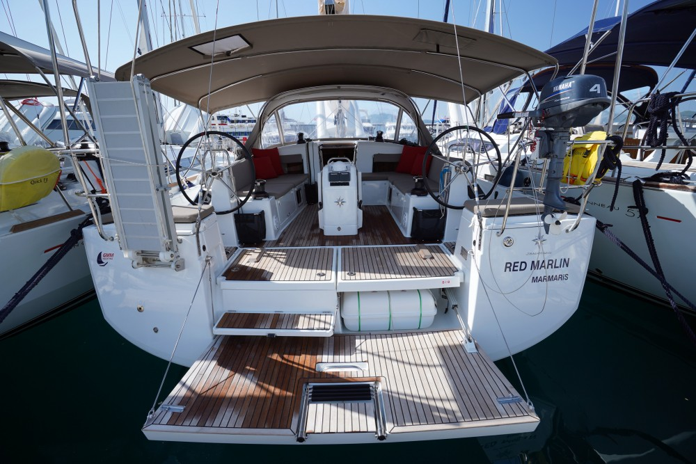 Rental yacht Marmaris - Jeanneau Sun Odyssey 490 on SamBoat