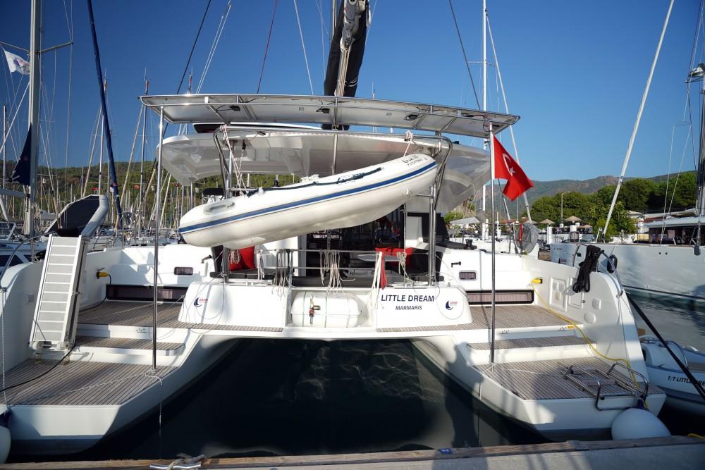 Rental yacht Marmaris - Lagoon Lagoon 42 on SamBoat