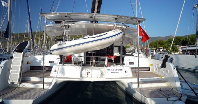 Boat rental Lagoon Lagoon 42 in Marmaris on Samboat