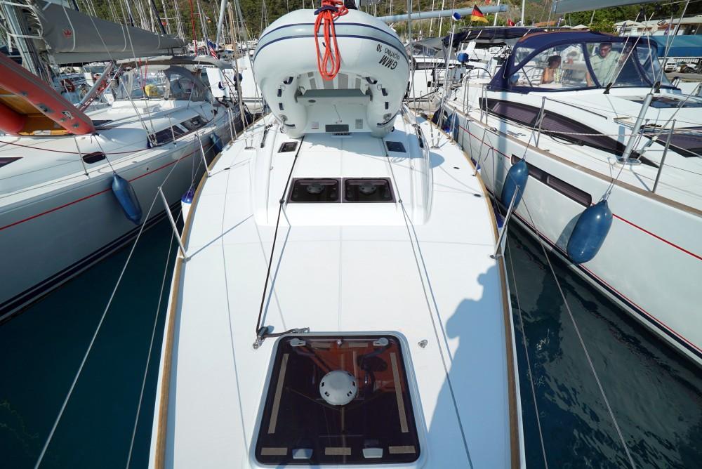 Rent a Jeanneau Sun Odyssey 479 Marmaris