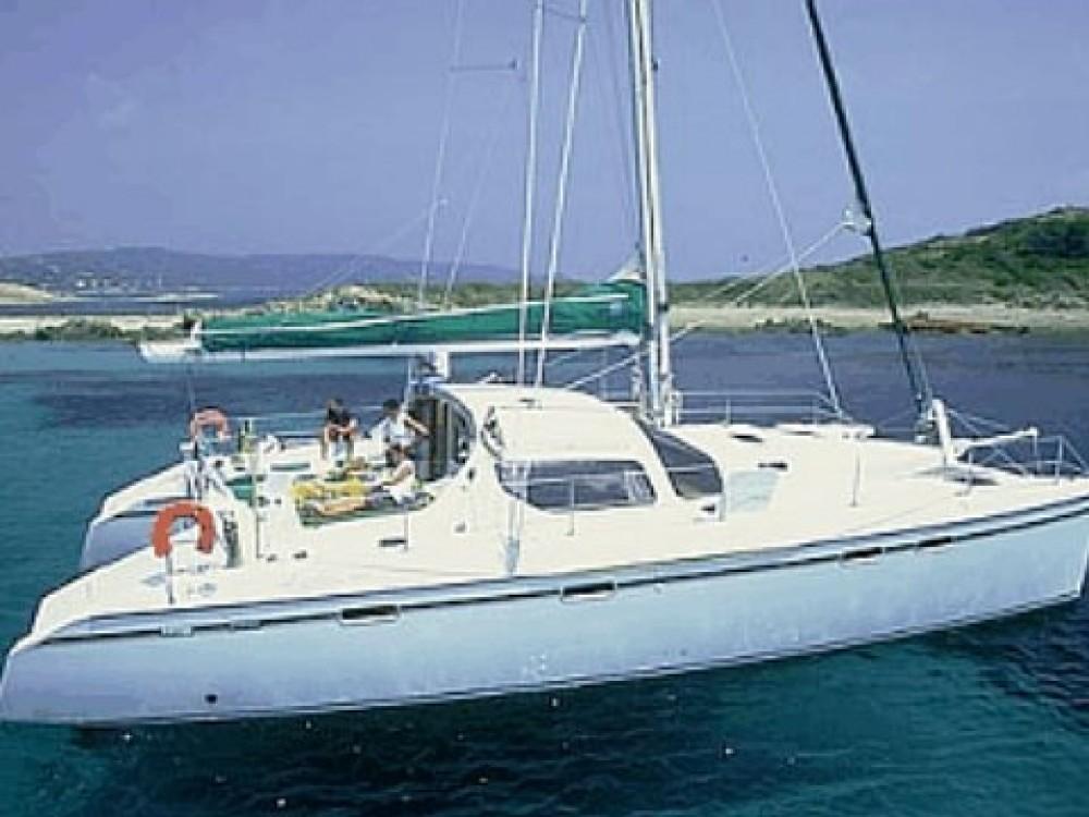 Rental yacht Marmaris - Alliaura Privilege 465 on SamBoat