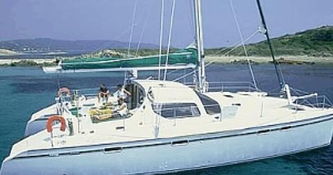 Boat rental Alliaura-Marine Privilege 465 in Marmaris on Samboat