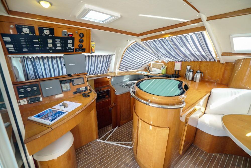 Boat rental Marmaris cheap Privilege 465
