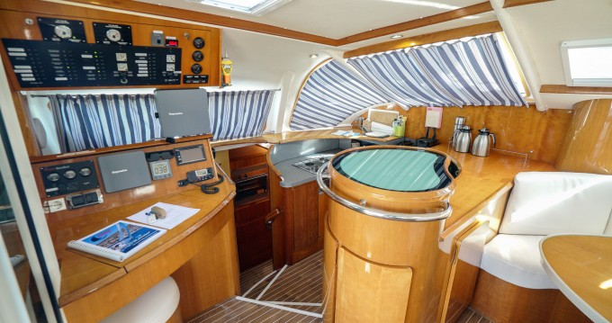 Alliaura-Marine Privilege 465 between personal and professional Marmaris