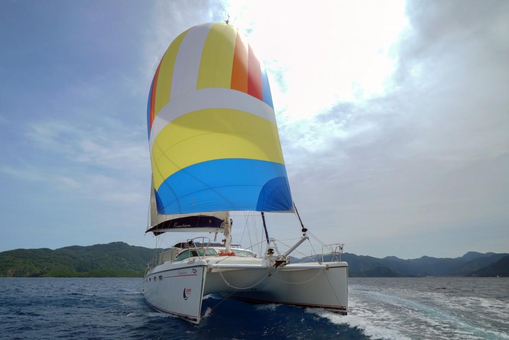 Boat rental Alliaura Privilege 465 in Marmaris on Samboat