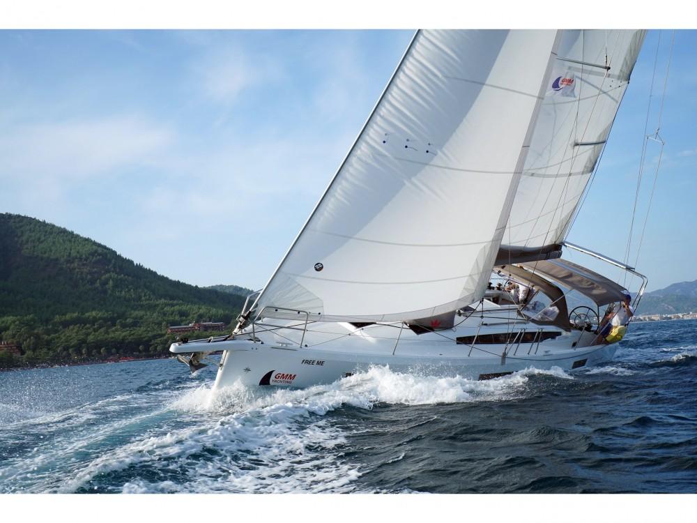 Rental yacht Marmaris - Jeanneau Sun Odyssey 410 on SamBoat