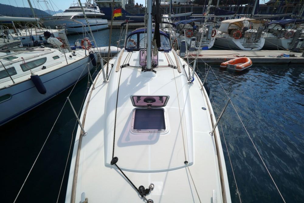 Rental Sailboat in Marmaris - Jeanneau Sun Odyssey 36i