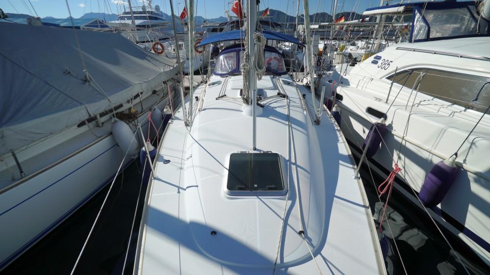 Rental Sailboat in Marmaris - Jeanneau Sun Odyssey 35