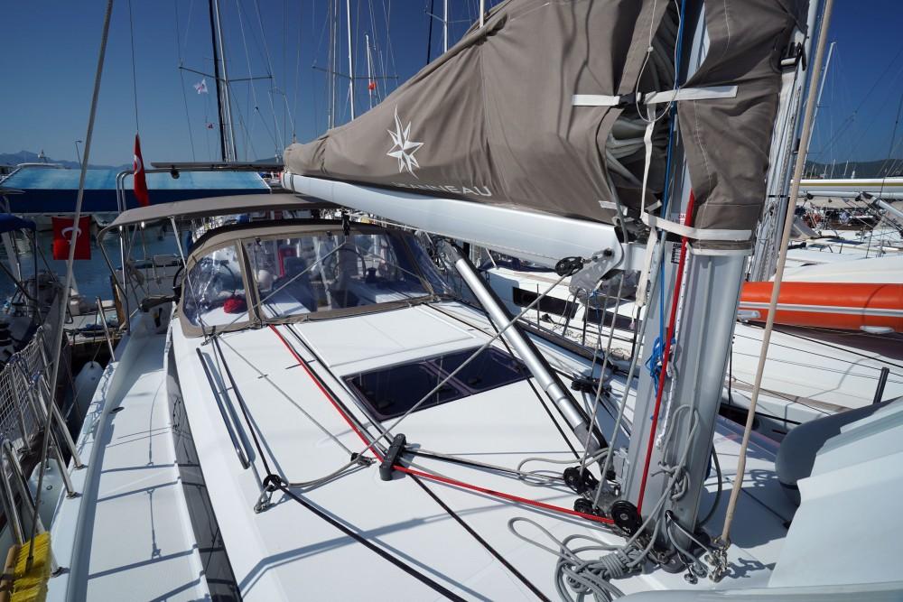 Rental Sailboat in Marmaris - Jeanneau Sun Odyssey 410