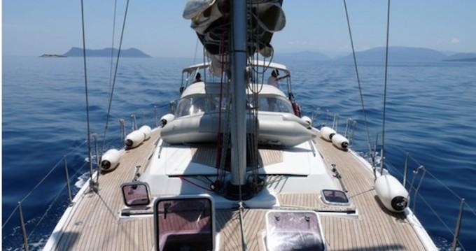 Rental Sailboat in Alimos - Hanse Hanse 540e