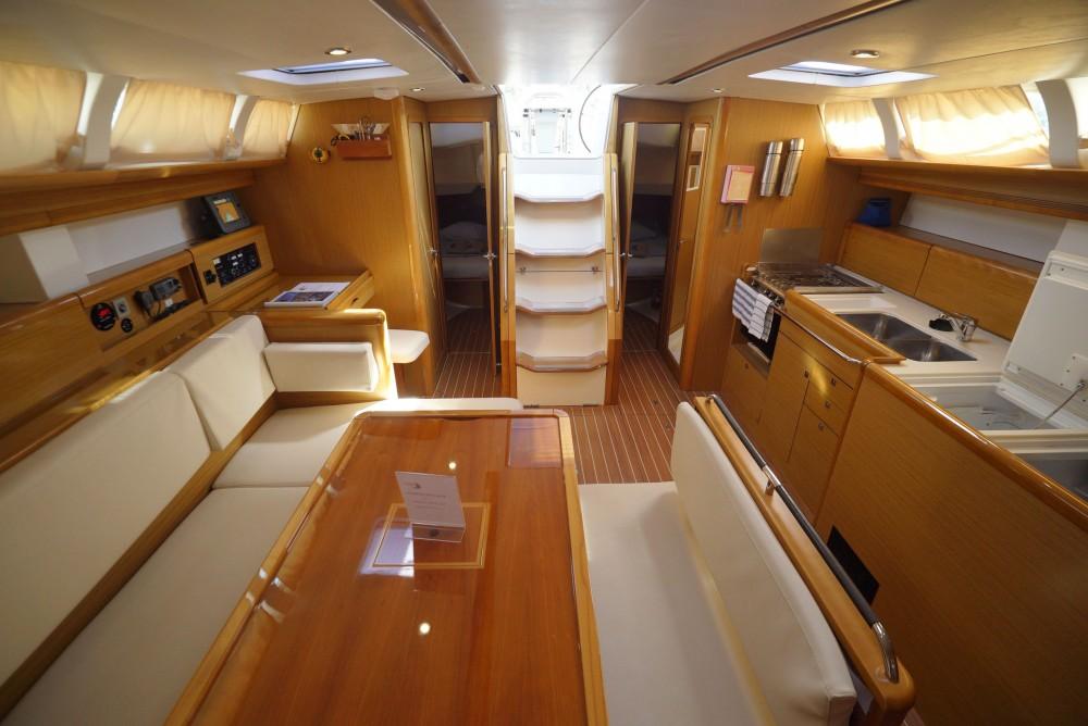 Rental yacht Marmaris - Jeanneau Sun Odyssey 49i on SamBoat