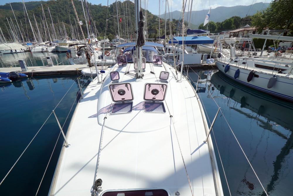 Rent a Jeanneau Sun Odyssey 49i Marmaris