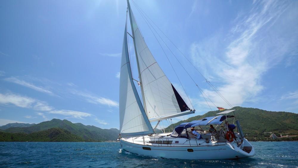 Boat rental Jeanneau Sun Odyssey 49i in Marmaris on Samboat
